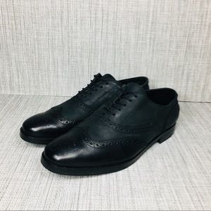 Polo Ralph Lauren Damoin Leather Oxfords 10.5